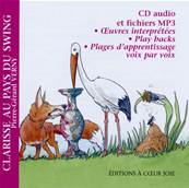 Clarisse au pays du swing- CD