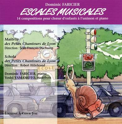 Escales musicales- CD Enchantement 5