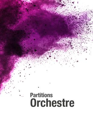 Partitions Orchestre