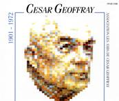 César Geoffray - 2 CD