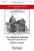 Ave, Regina Caelorum - Hail, Queen of the Heavens